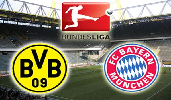 วิเคราะห์บอล บุนเดสลีกา เยอรมัน (2)ดอร์ทมุนด์ – บาเยิร์น มิวนิค(1) เวลา 00.30 แล้วเจอกันคืนนี้