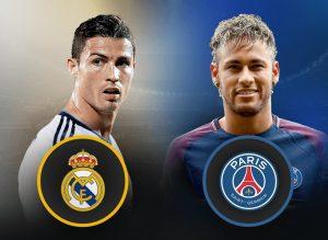 Preview ฟุตบอลถ้วย ฤดูกาล 2017-18 เรอัล มาดริด VS ปารีส แซงต์ แชร์กแมง