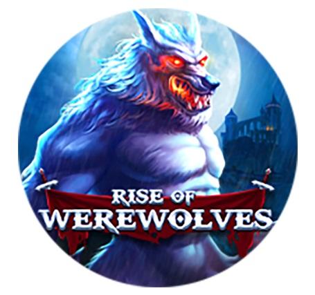 สล็อตแตกง่าย กับเกมสล็อต Rise of Werewolves